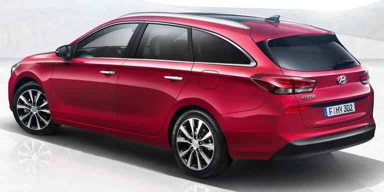 Das kostet der neue Hyundai i30 Kombi