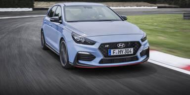 Neuer Hyundai i30 N jagt den Golf GTI