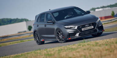 Hyundai greift mit dem i30 N Project C an