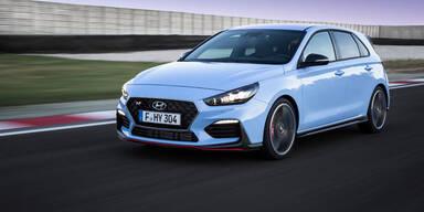 Startschuss für den Hyundai i30 N