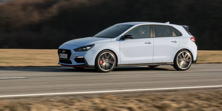 Hyundais Golf GTI-Jäger im Test