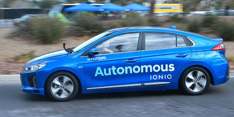 Hyundai setzt auf günstige Roboter-Autos