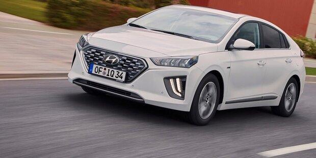Großes Facelift für den Hyundai Ioniq (2019) Hybrid, Plug-in