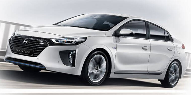 So kommt Hyundais Prius-Gegner