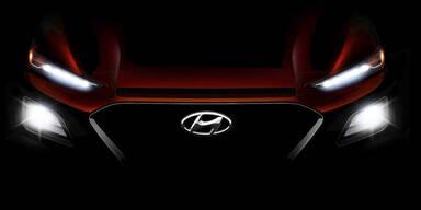 Neue Infos vom Hyundai Kona