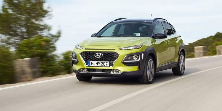 Alle Infos vom neuen Hyundai Kona