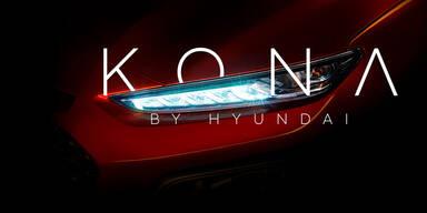 """Hyundai bringt neues Kompakt-SUV """"Kona"""""""