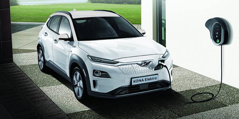Hyundai baut Elektro-Kona auch in Europa