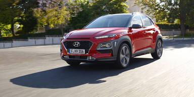Hyundai schickt jetzt den Kona ins Rennen