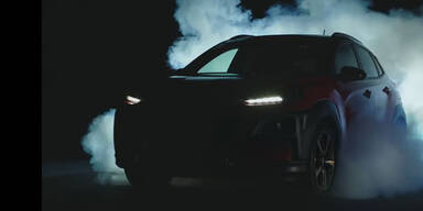 "Hyundai bringt neues Mini-SUV ""Kona"""