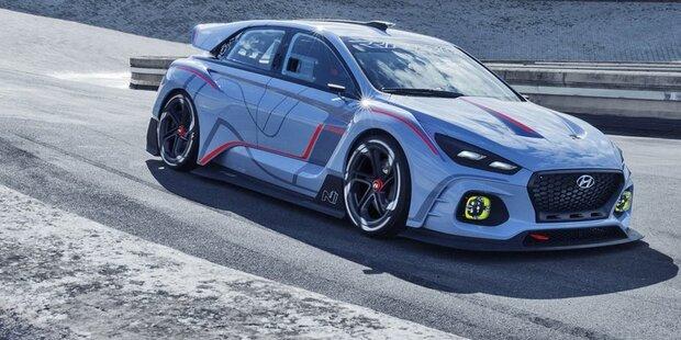 Hyundais Top-i30 greift GTI & Co an