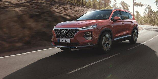 Alle Infos vom neuen Hyundai Santa Fe