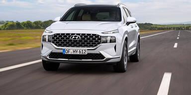 Großes Facelift für den Hyundai Santa Fe