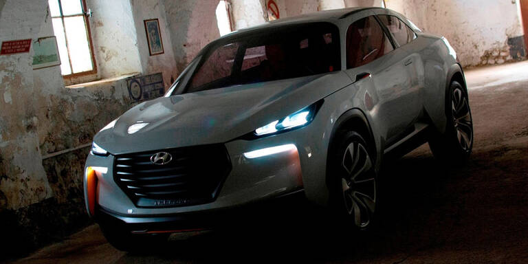 Hyundai bringt E-Auto mit 500 km Reichweite