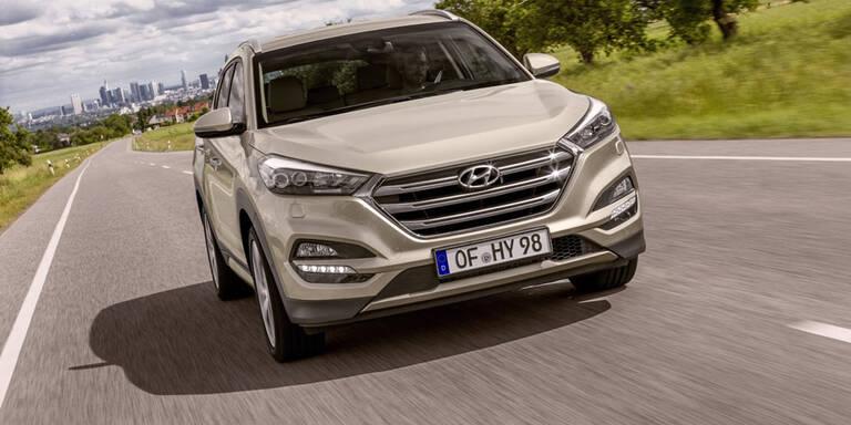 Hyundai setzt auf neue SUVs und Öko-Autos