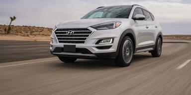 Hyundai verpasst dem Tucson ein Facelift