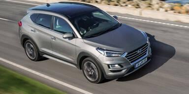 Hyundai Tucson kommt mit Mildhybrid