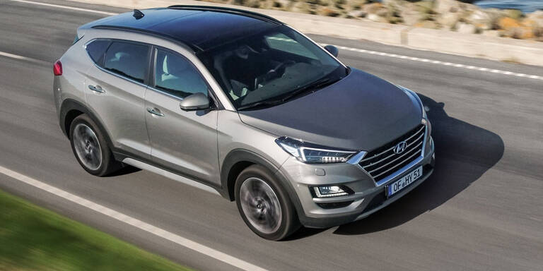 """Jetzt startet der """"neue"""" Hyundai Tucson"""