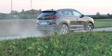 Hyundai Tucson mit Mild-Hybrid im Test