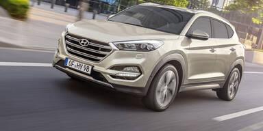 Hyundai macht Tucson und i20 günstiger