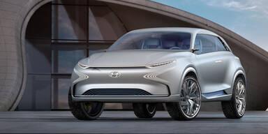 Hyundai bringt kompakte Elektro-SUVs