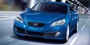 Neues Hyundai Genesis Coupé kommt