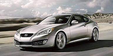 Jetzt startet das Hyundai Genesis Coupé