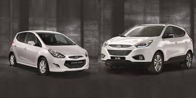 """Hyundai bringt ix20 und ix35 als """"GO"""""""
