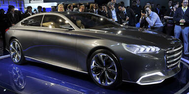 Hyundai greift A7, CLS und Gran Coupé an