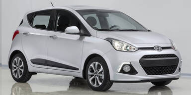 So kommt der neue Hyundai i10