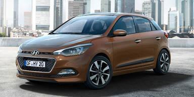 Hyundai stellt den neuen i20 vor