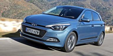 Das kostet der neue Hyundai i20