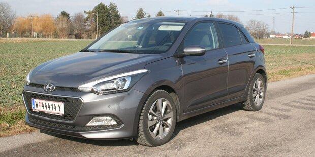 Neuer Hyundai i20 1.4 CRDI im Test