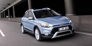 Hyundai bringt den i20 Active
