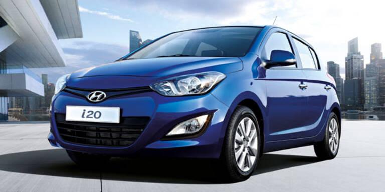 Hyundai schickt
