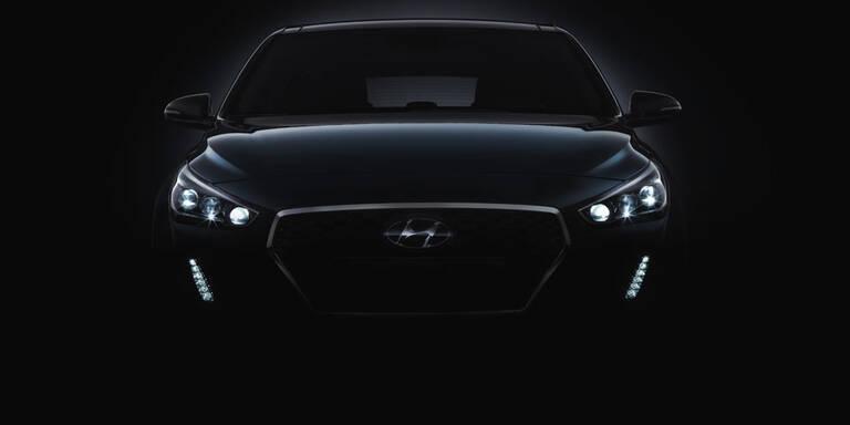 Hyundai zeigt den völlig neuen i30
