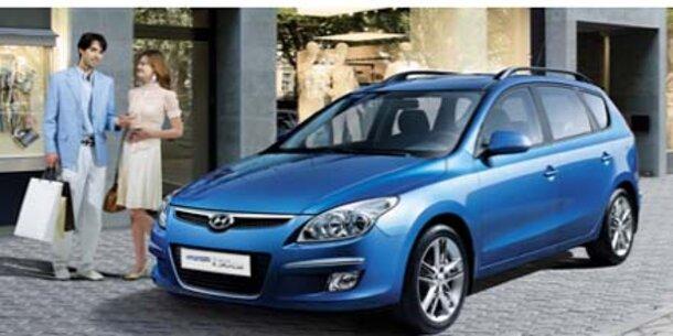 Der neue Hyundai i30 ISG mit Start-Stopp
