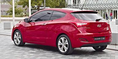 Alle Infos vom Hyundai i30 Dreitürer