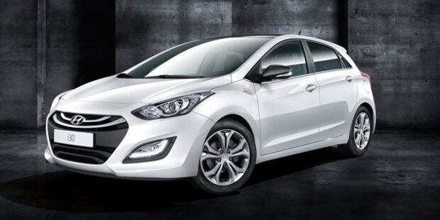 Hyundai bringt den i30 und den i20 als Go
