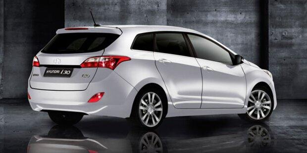 Hyundai bringt den i30 Kombi GO!