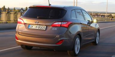 Hyundai i30 Kombi erreicht 5 Sterne