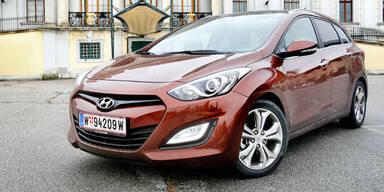 Neuer Hyundai i30 Kombi CRDi im Test