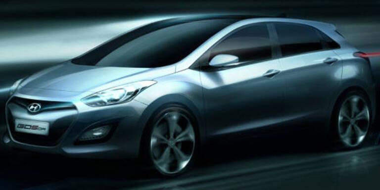 Hyundai zeigt den neuen i30 auf der IAA