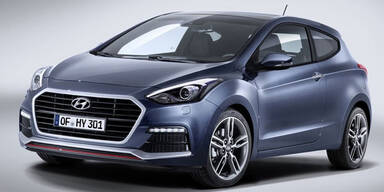Facelift für den Hyundai i30