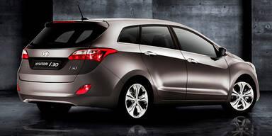 Hyundai zeigt den neuen i30 Kombi