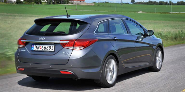 Hyundai i40 Kombi: Alle Österreich-Infos