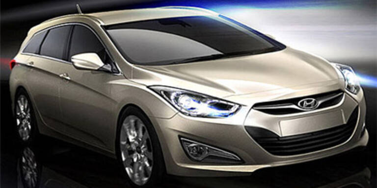 So scharf sieht der neue Hyundai i40 CW aus