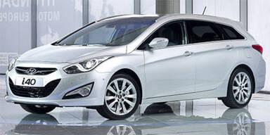 Weltpremiere des Hyundai i40 Kombi