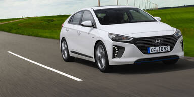 Hyundais Prius-Gegner zum Kampfpreis