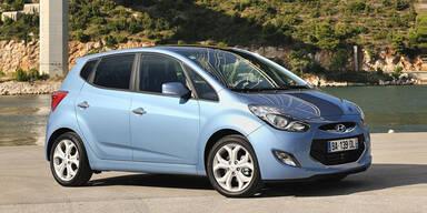 Hyundai ix20: Neuer 1,6-l-Diesel verfügbar